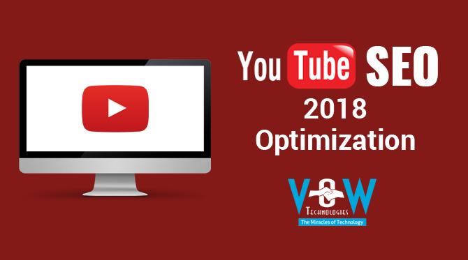 YouTube SEO 2018