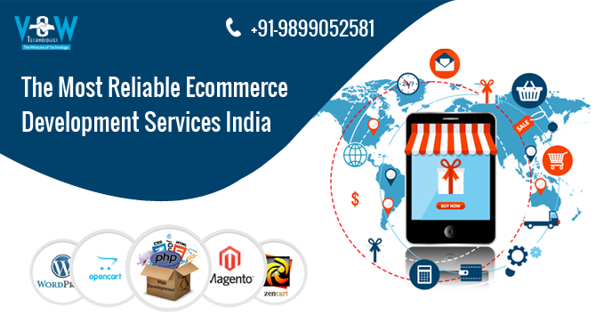 Ecommerce Development Services India