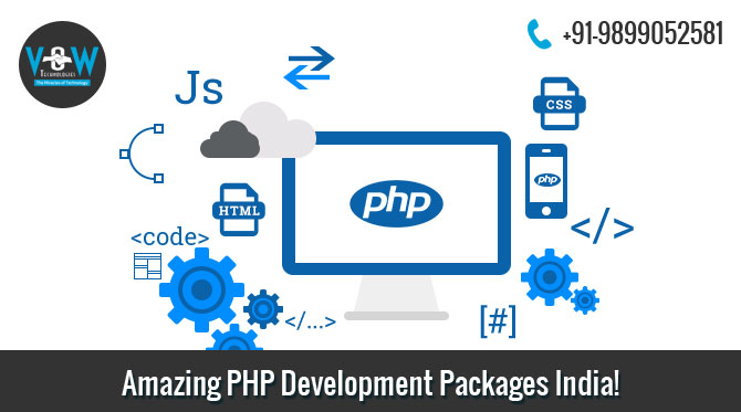 Amazing PHP Development Packages India